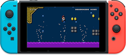 Home - Super Mario Maker™ 2 for the Nintendo Switch™ system