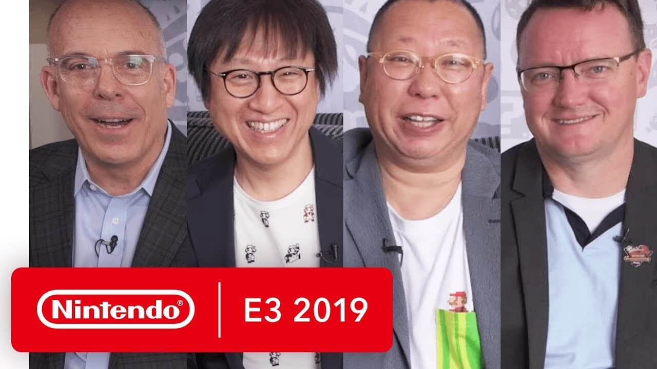 Thumbnail for Nintendo Developers, Doug Bowser, and Bill Trinen Play Super Mario Maker 2 video