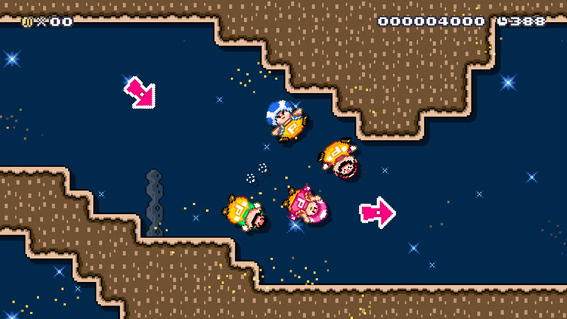 Super Mario Maker 2 - Power Ballon powerup