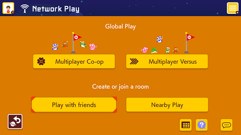 News Free Update For Super Mario Maker 2 Play Online With Friends And More Super Mario Maker 2 For The Nintendo Switch System Official Site